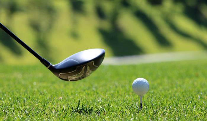 golf federasyonu