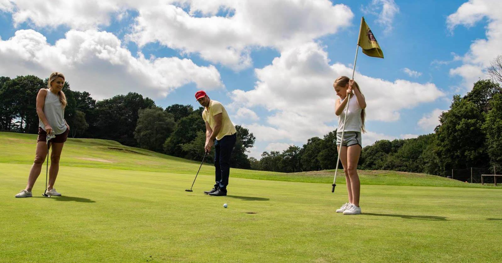 golf oyunculari