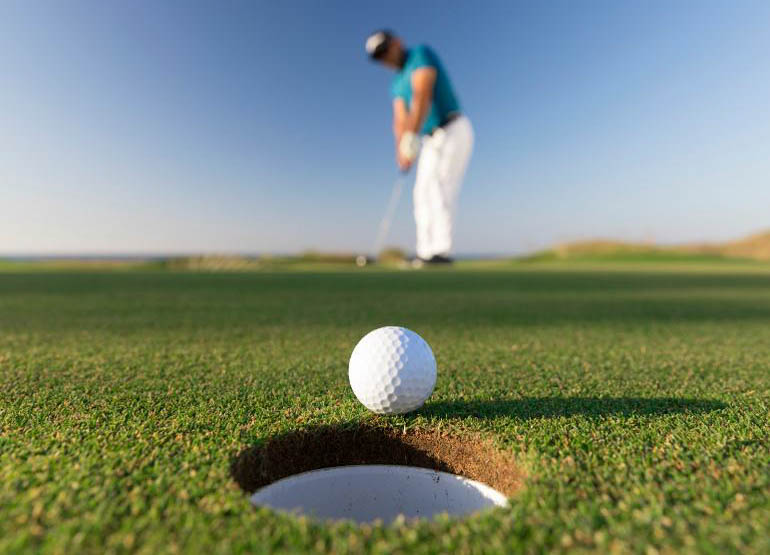 golf sporu